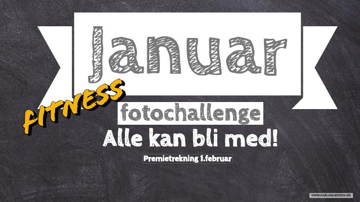 Januar foto fitness challenge
